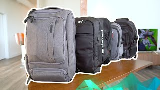 Top 5 BEST Tech Backpacks! (Under $100)
