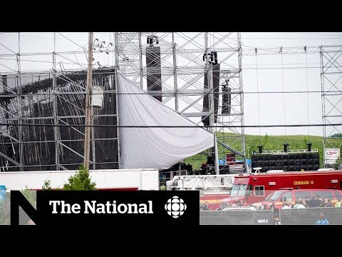 Inquest into Radiohead stage collapse continues Mp3