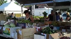 Boca Raton's Green Market in Downtown at Royal Palm Place
