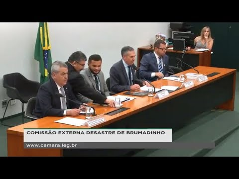COMISSÃO EXTERNA DESASTRE DE BRUMADINHO - Recursos para reparação de danos - 12/03/2019