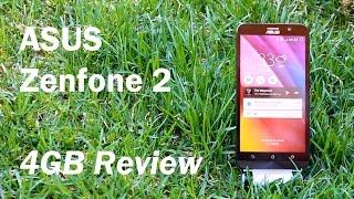 Asus Zenfone 2 Review - ZE551ML/4GB RAM