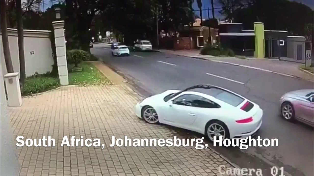 crazy taxi driver south africa
