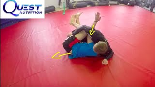 BJJ Technique - Defending Against the Kimura & Avoiding Pressure - Firas Zahabi