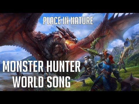 MONSTER HUNTER WORLD SONG - Place In Nature by Miracle Of Sound thumbnail