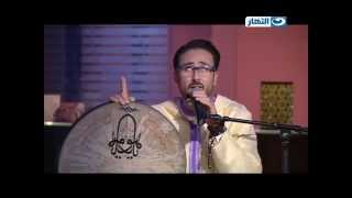 اخر النهار | شاهد الفقرة الكاملة للأمسية الشاعرية الصوفية مع محمود سعد
