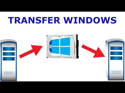 Transfer Windows 10 To New Motherboard & CPU + Digital License Transfer