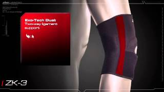 Knee Brace for MCL / LCL Support: Zamst ZK-3