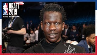 Bol Bol Selected in 2019 NBA Draft!