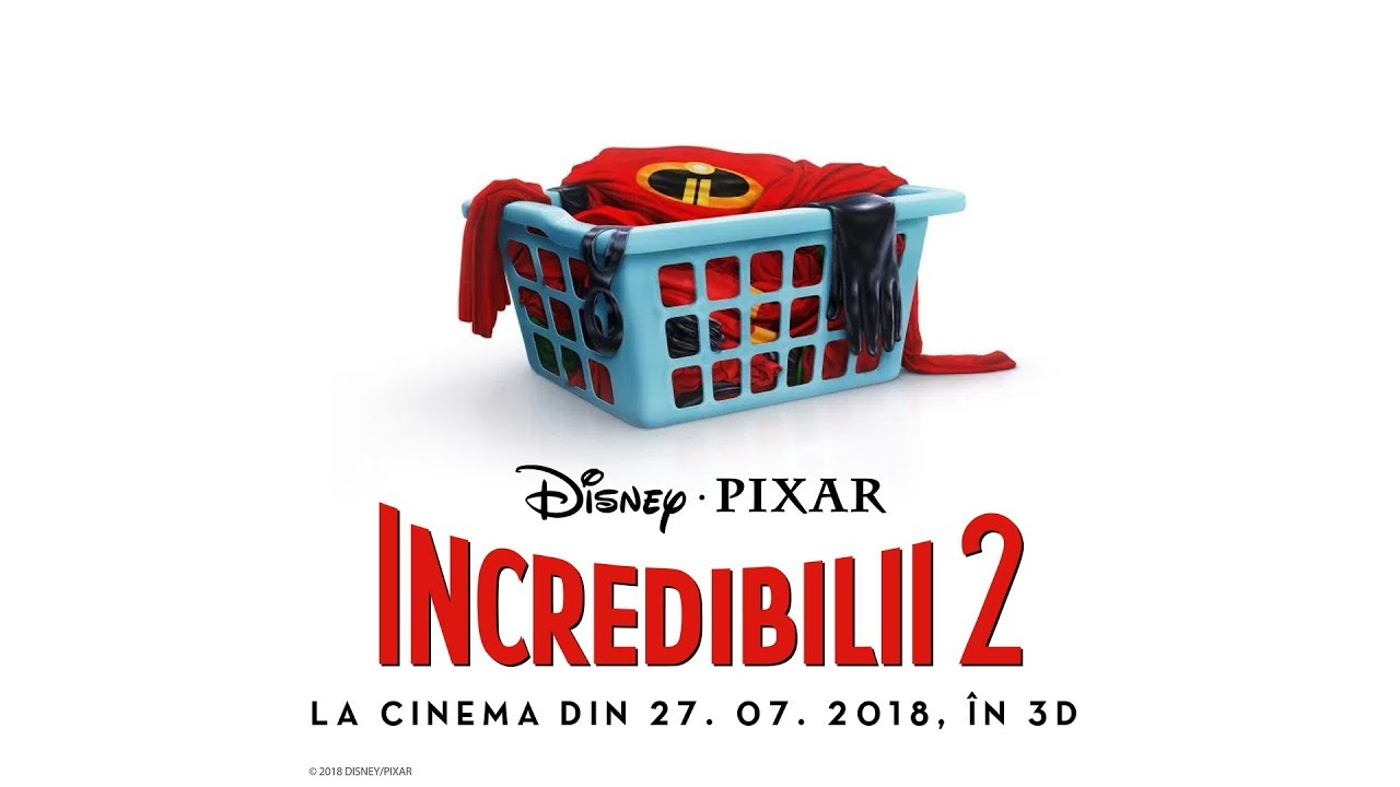 Incredibilii 2 (Incredibles 2) TRL C-D2 - Illegal - Subtitrat - 2018