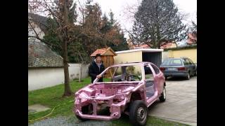 Honda Civic EK 2014 Project