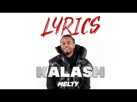 Youtube: Kalash –«J'ai essayé de planter mon beau-père quand il a levé la main sur ma mère» (LYRICS)
