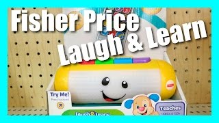 Fisher Price Laugh and Learn Light Up Speaker