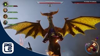 Dragon Age: Inquisition -- Dragon Battle