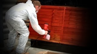 What's The Fastest Way To Paint A Fence?