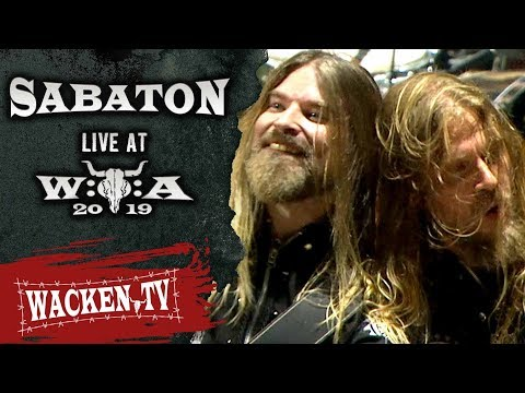 40 To 1 (Live @ Wacken Open Air 2019)