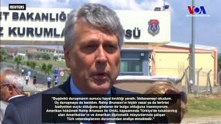 ABD Ankara Maslahatgüzarı: 'Karar Hayal Kırıklığı Yarattı'