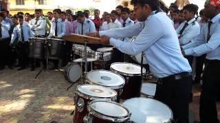 Jai Maharastra brass band Mi sataryachi gulchadi