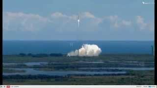Lançamento do foguete Atlas 5 - 29 oct 2014