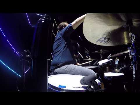 Grace to Grace Hillsong Worship Drum Playthrough