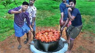 KUZHI MANDHI | Arabian Kuzhi Mandhi Recipe | Kuzhi Mandhi Making In Our Village