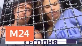 Алекс Лесли и Настя Рыбка на суде в Таиланде признали себя виновными - Москва 24