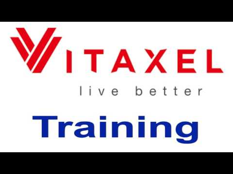 Vitaxel Training