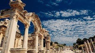Antico itinerario nella Ionia.