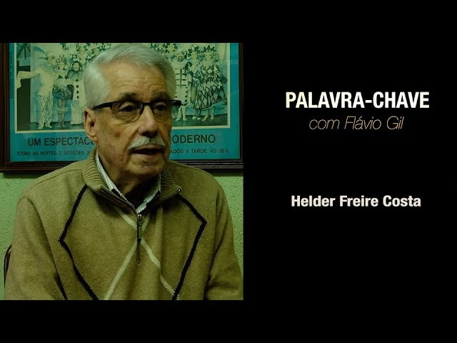 Palavra Chave | Helder Freire Costa