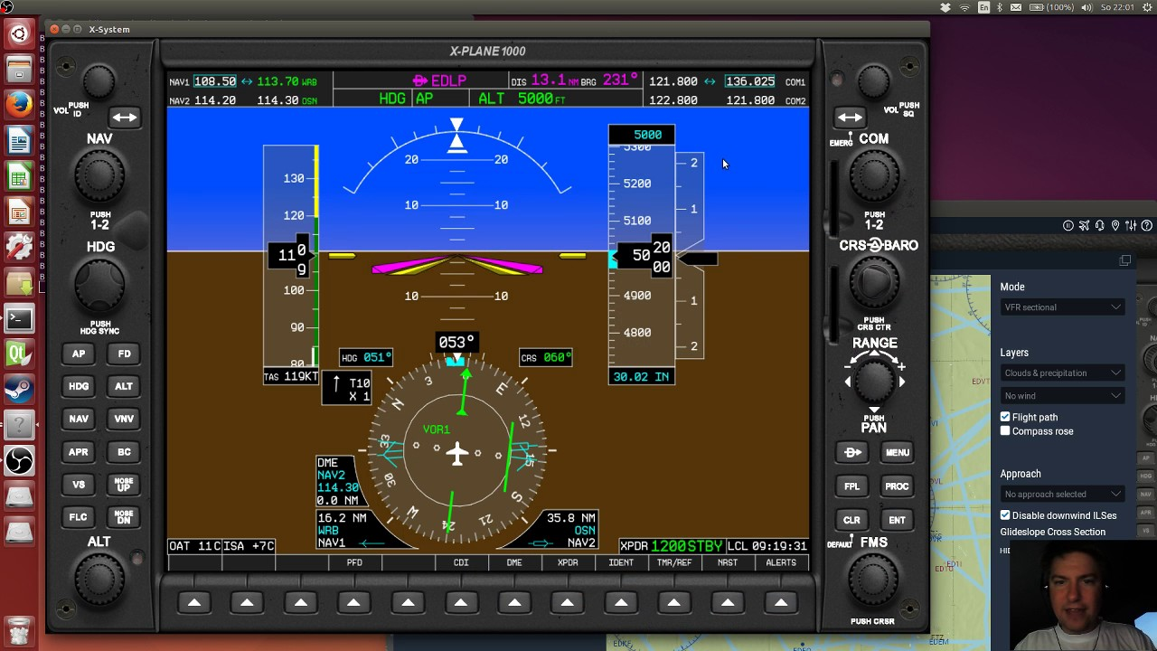 Remote Dme Tuning On G1000 - The European Way