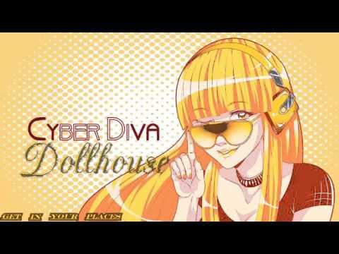 【CYBER DIVA FT. LUKA】Dollhouse【VOCALOID】