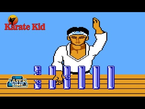 The Karate Kid - Complete Playthrough