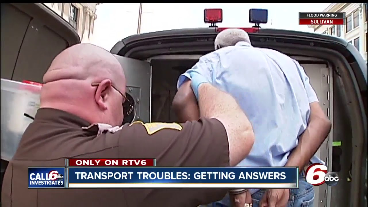 Marion County Sheriff's Office updates prisoner transport situation