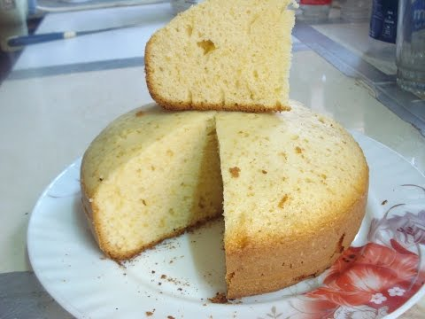 sunflower oil cake  (cake without oven) pressure cooker cake recipe