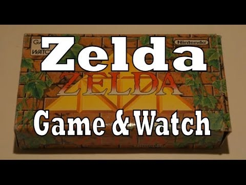 Zelda Game & Watch Unboxing & Review (Nintendo)