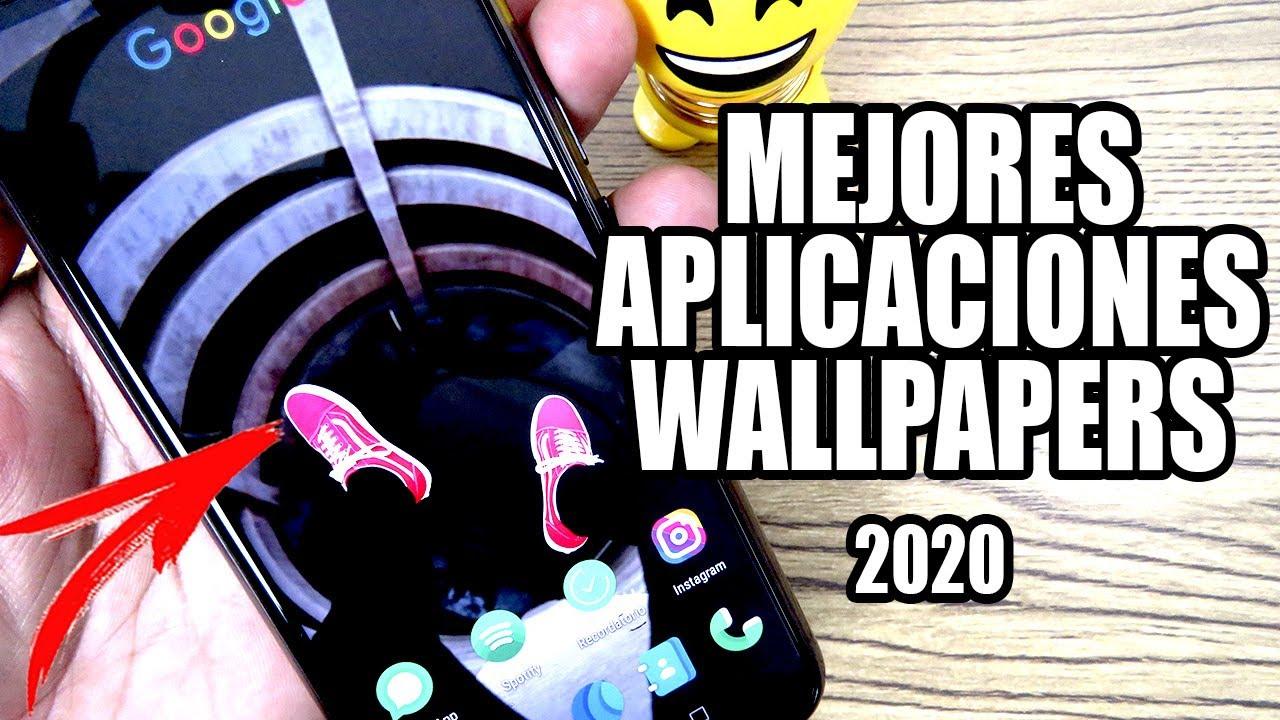 TOP 3 MEJORES APLICACIONES PARA WALLPAPERS ANDROID (2020 ...