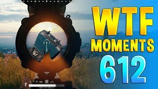 PUBG WTF Funny Daily Moments Highlights Ep 612