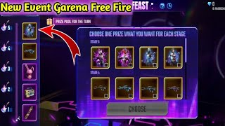 Free Fire New Event Today||Shocking Feast Event In Garena Free Fire||Today New Event||Yuvraj Gamer||