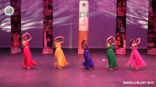 Bangla Blast 2013: Dheem Tana Dance