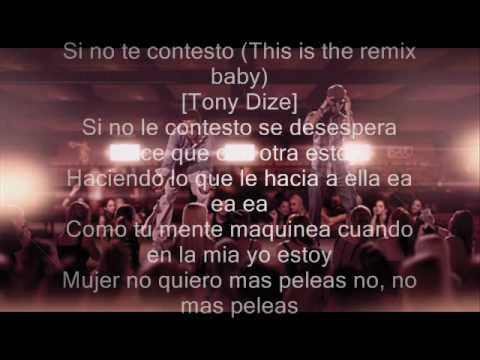 plan b-si no le contesto remix 2010-2011 ft tony daze & zion & lenox