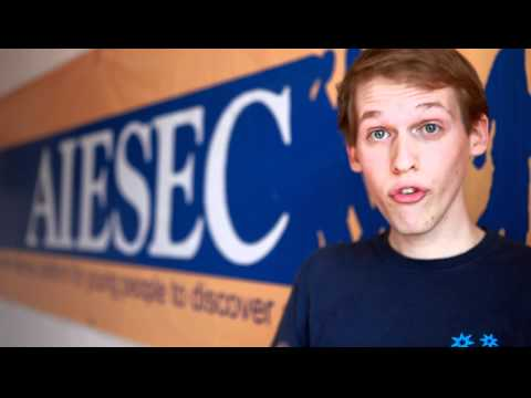 Jamie Davies - Founder and First LCP of AIESEC RAU
