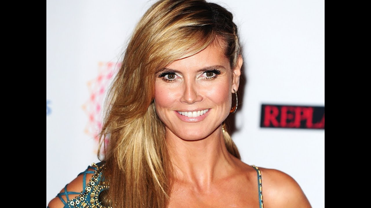 Heidi klum hairstyles youtube urmus Images