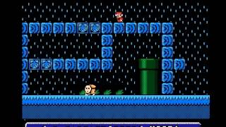 SMB3 Mario Adventure - Vizzed.com GamePlay (rom hack) - User video