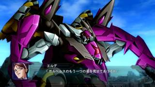 Dai 2 Ji Super Robot Taisen Original Generation : MX villains attack compilation