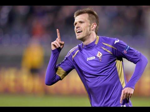 Josip Ilicic  E  B Fiorentina  E  B Goals Skills Assists  E  B   Hd