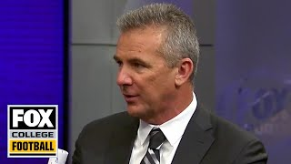 Urban Meyer, Joel Klatt and Matt Leinart break down the college football championship | CFB ON FOX