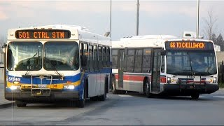 Buses in Vancouver, BC (Volume Seventeen)