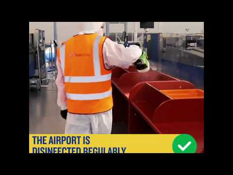 Ryanair and London Stansted Airport Welcomes You Back
