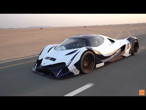 Top 10 Fastest Cars in the World in 2019 (INSANE)