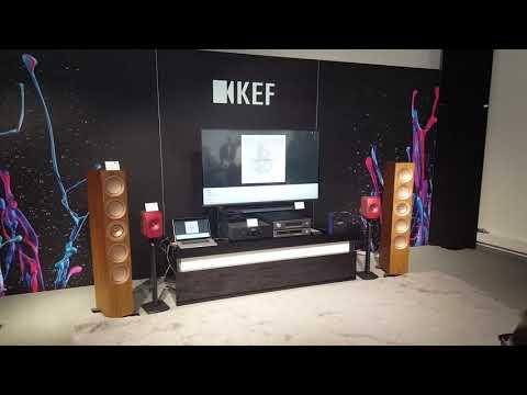kef r7