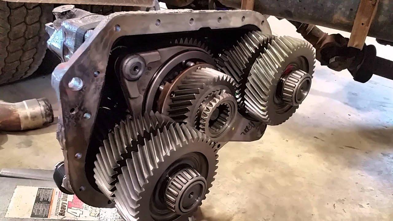fuller 13 speed transmission diagram hammerhead twister 150 wiring eaton how it works youtube